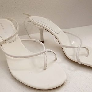 Gianni Bini Thin Strap Low Heels